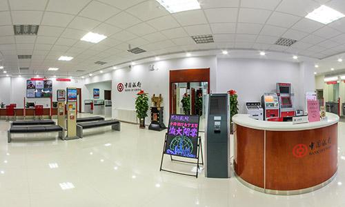 中國銀行銀川市永寧支行全景360