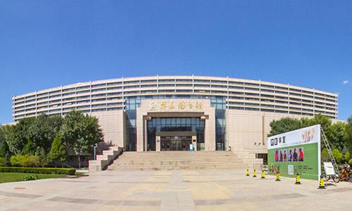 寧夏圖書館全景360