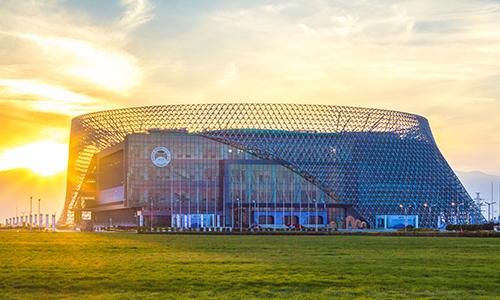 宁夏国际会议中心全景360