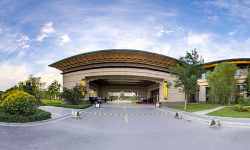 国际交流中心酒店全景360